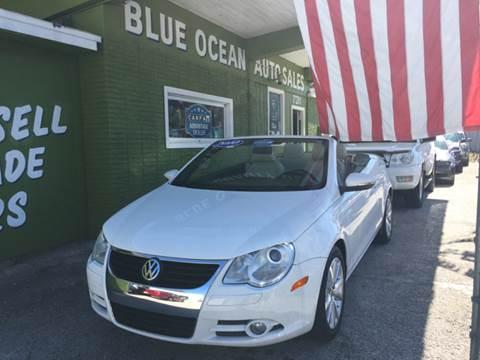 2010 Volkswagen Eos for sale at Blue Ocean Auto Sales LLC in Tampa FL