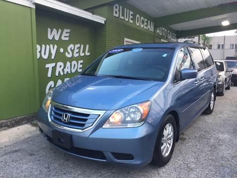 2009 Honda Odyssey for sale at Blue Ocean Auto Sales LLC in Tampa FL