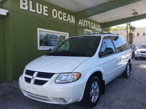2005 Dodge Grand Caravan for sale at Blue Ocean Auto Sales LLC in Tampa FL