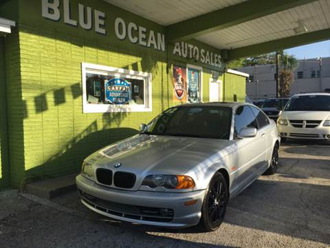 2002 BMW 3 Series for sale at Blue Ocean Auto Sales LLC in Tampa FL