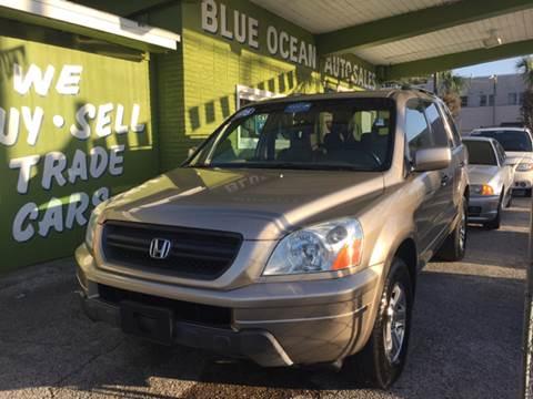 2005 Honda Pilot for sale at Blue Ocean Auto Sales LLC in Tampa FL