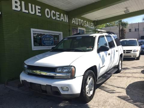 2003 Chevrolet TrailBlazer for sale at Blue Ocean Auto Sales LLC in Tampa FL