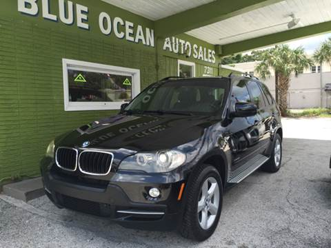 2009 BMW X5 for sale at Blue Ocean Auto Sales LLC in Tampa FL