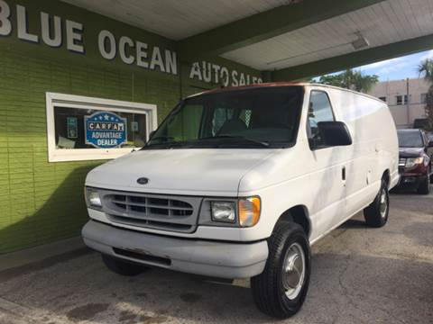 2000 Ford E-250 for sale at Blue Ocean Auto Sales LLC in Tampa FL