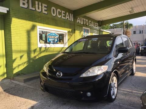 2006 Mazda MAZDA5 for sale at Blue Ocean Auto Sales LLC in Tampa FL