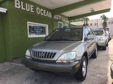 2003 Lexus RX 300 for sale at Blue Ocean Auto Sales LLC in Tampa FL