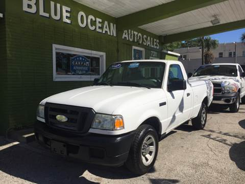 2007 Ford Ranger for sale at Blue Ocean Auto Sales LLC in Tampa FL