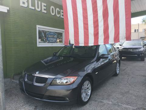 2007 BMW 3 Series for sale at Blue Ocean Auto Sales LLC in Tampa FL
