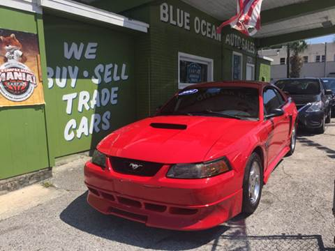 2004 Ford Mustang for sale at Blue Ocean Auto Sales LLC in Tampa FL