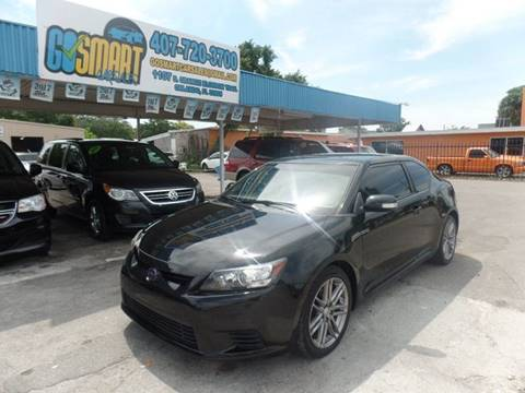 2011 Scion tC for sale at Go Smart Car Sales LLC in Winter Garden FL