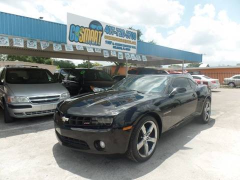 2011 Chevrolet Camaro for sale at Go Smart Car Sales LLC in Winter Garden FL