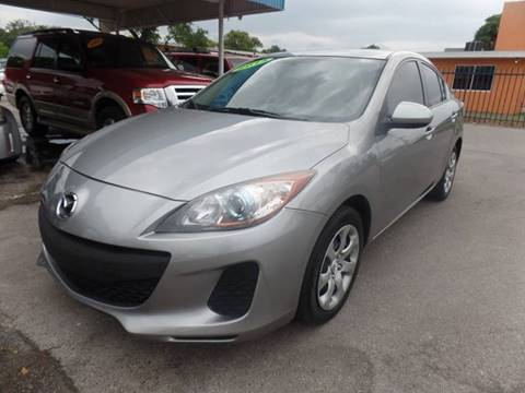 2013 Mazda MAZDA3 for sale at Go Smart Car Sales LLC in Winter Garden FL