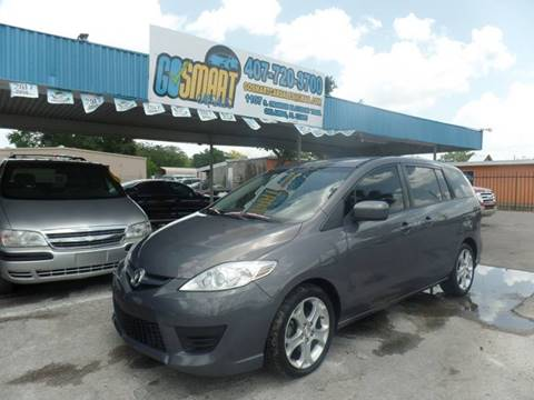 2010 Mazda MAZDA5 for sale at Go Smart Car Sales LLC in Winter Garden FL