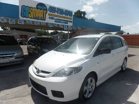 2006 Mazda MAZDA5 for sale at Go Smart Car Sales LLC in Winter Garden FL