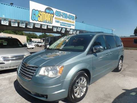 2008 Chrysler Town and Country for sale at Go Smart Car Sales LLC in Winter Garden FL