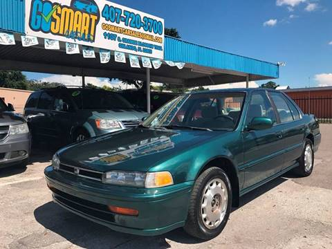 1993 Honda Accord for sale at Go Smart Car Sales LLC in Winter Garden FL