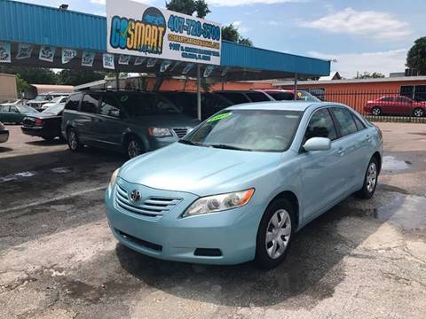 2009 Toyota Camry for sale at Go Smart Car Sales LLC in Winter Garden FL