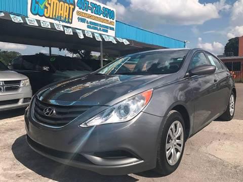2011 Hyundai Sonata for sale at Go Smart Car Sales LLC in Winter Garden FL