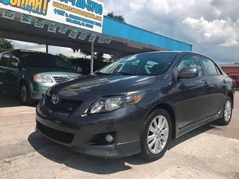 2010 Toyota Corolla for sale at Go Smart Car Sales LLC in Winter Garden FL