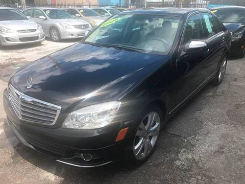 2009 Mercedes-Benz C-Class for sale in Orlando, FL