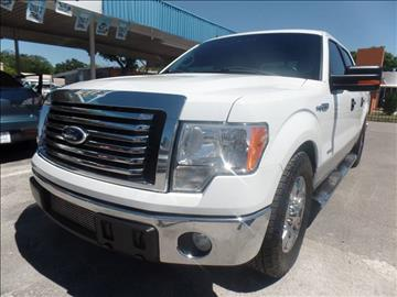 2011 Ford F-150 for sale at Go Smart Car Sales LLC in Winter Garden FL
