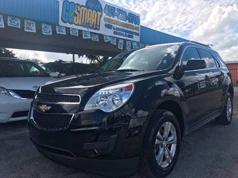 2014 Chevrolet Equinox for sale at Go Smart Car Sales LLC in Winter Garden FL