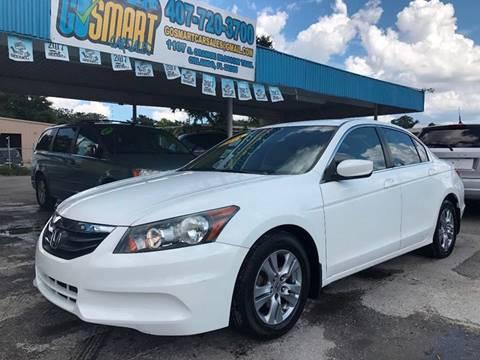 2011 Honda Accord for sale at Go Smart Car Sales LLC in Winter Garden FL