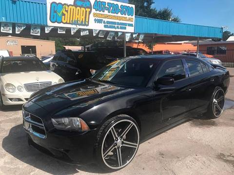 2011 Dodge Charger for sale at Go Smart Car Sales LLC in Winter Garden FL