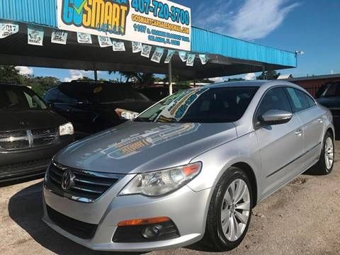 2010 Volkswagen CC for sale at Go Smart Car Sales LLC in Winter Garden FL