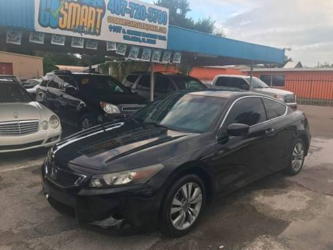2010 Honda Accord for sale at Go Smart Car Sales LLC in Winter Garden FL