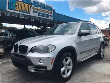 2009 BMW X5 for sale at Go Smart Car Sales LLC in Winter Garden FL