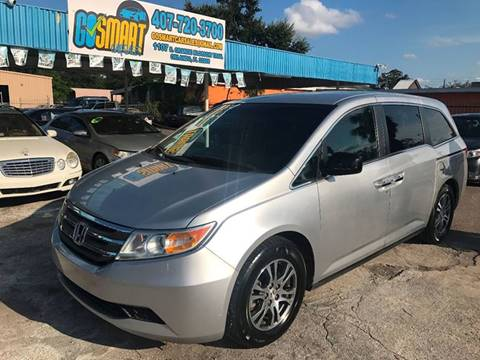 2011 Honda Odyssey for sale at Go Smart Car Sales LLC in Winter Garden FL
