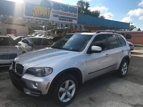 2008 BMW X5 for sale at Go Smart Car Sales LLC in Winter Garden FL