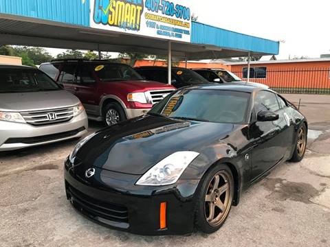 2008 Nissan 350Z for sale at Go Smart Car Sales LLC in Winter Garden FL