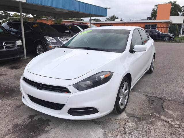 2015 Dodge Dart for sale at Go Smart Car Sales LLC in Winter Garden FL