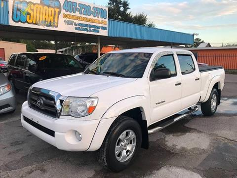2010 Toyota Tacoma for sale at Go Smart Car Sales LLC in Winter Garden FL
