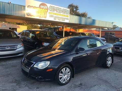 2008 Volkswagen Eos for sale at Go Smart Car Sales LLC in Winter Garden FL