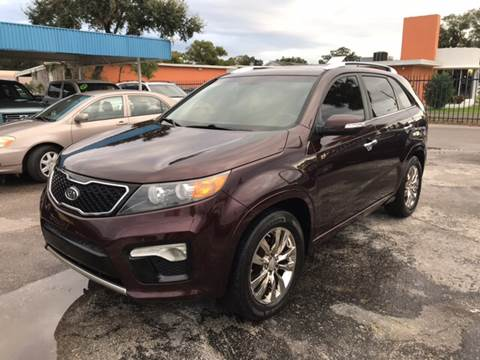 2011 Kia Sorento for sale at Go Smart Car Sales LLC in Winter Garden FL