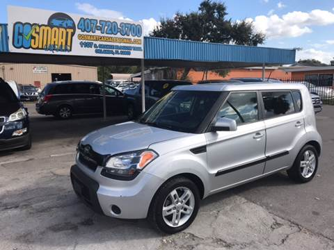 2011 Kia Soul for sale at Go Smart Car Sales LLC in Winter Garden FL