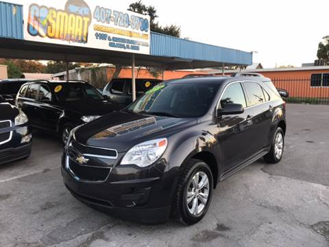 2015 Chevrolet Equinox for sale at Go Smart Car Sales LLC in Winter Garden FL