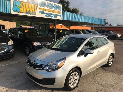 2016 Kia Rio for sale at Go Smart Car Sales LLC in Winter Garden FL