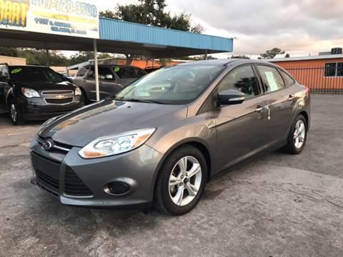 2014 Ford Focus for sale at Go Smart Car Sales LLC in Winter Garden FL