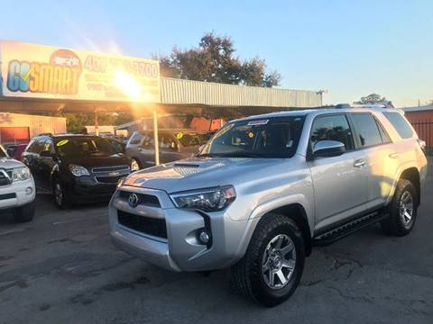2014 Toyota 4Runner for sale at Go Smart Car Sales LLC in Winter Garden FL