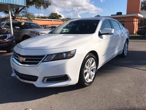 2016 Chevrolet Impala for sale at Go Smart Car Sales LLC in Winter Garden FL