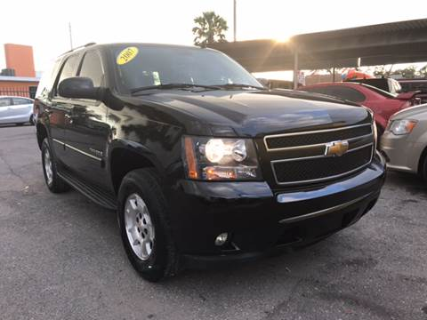 2007 Chevrolet Tahoe for sale at Go Smart Car Sales LLC in Winter Garden FL