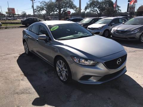 2015 Mazda MAZDA6 for sale at Go Smart Car Sales LLC in Winter Garden FL