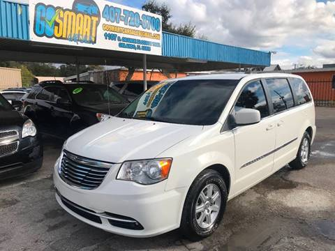2013 Chrysler Town and Country for sale at Go Smart Car Sales LLC in Winter Garden FL
