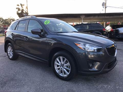 2015 Mazda CX-5 for sale at Go Smart Car Sales LLC in Winter Garden FL