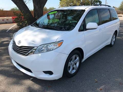 2011 Toyota Sienna for sale at Go Smart Car Sales LLC in Winter Garden FL