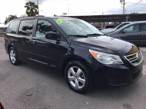 2011 Volkswagen Routan for sale at Go Smart Car Sales LLC in Winter Garden FL